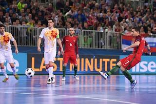 Funções e posições no Futsal