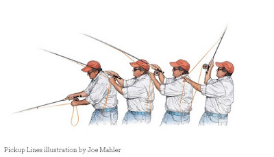 Fly Fisherman Illustrator Joe Mahler