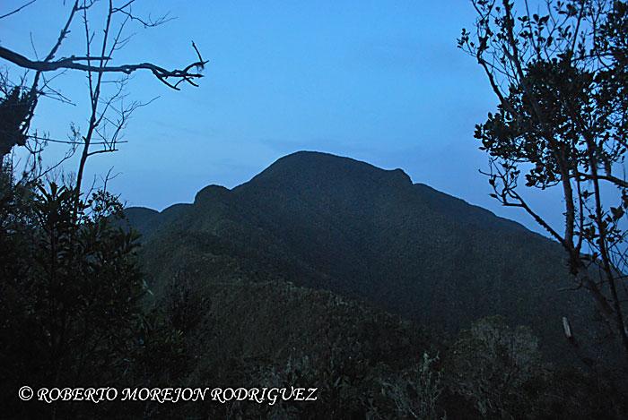 Pico Turquino Cuba