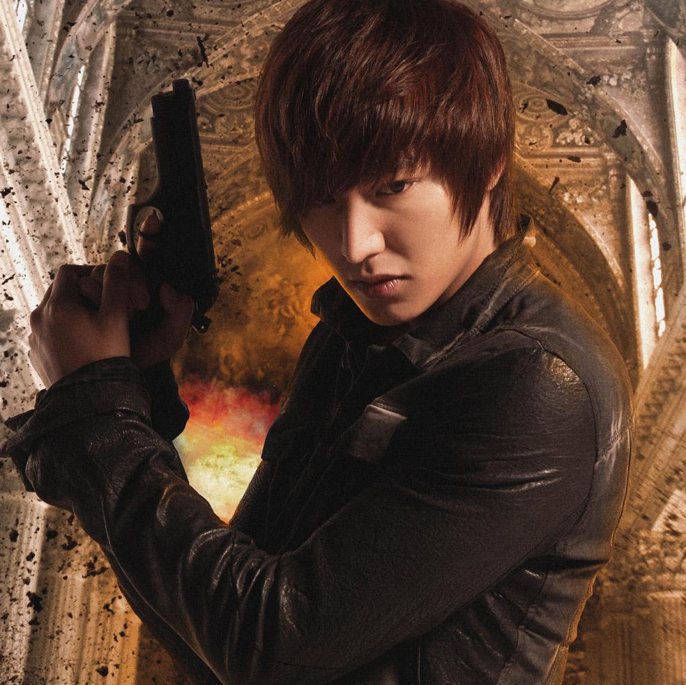 Lee Min Ho As City Hunter Wallpaper Take Wallpaper