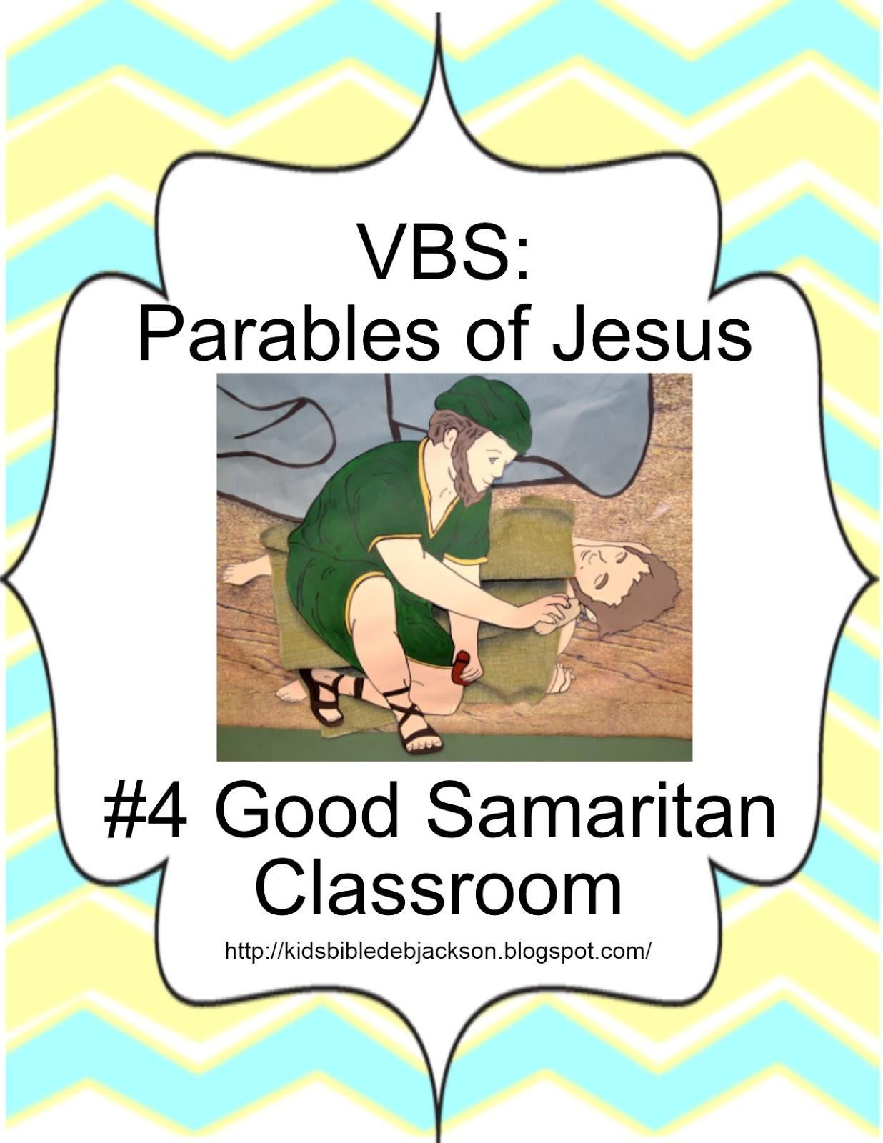 http://kidsbibledebjackson.blogspot.com/2014/06/parables-of-jesus-vbs-day-4-good.html