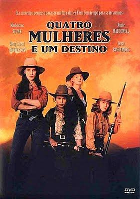 Filme Poster Quatro Mulheres e um Destino DVDRip XviD & RMVB Dublado