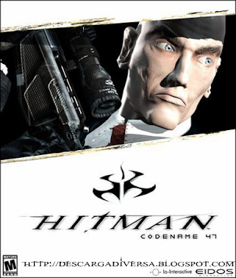 Hitman Codename 47 Cover