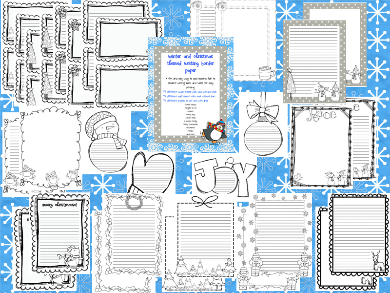 Search results for christmas themed printable paper for Themed printer paper