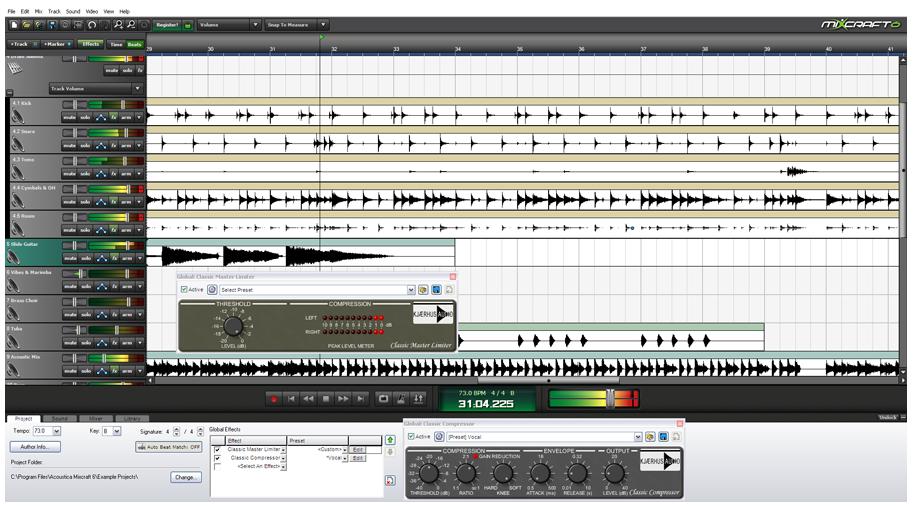 Acoustica Mixcraft Pro Studio 8.1 Crack Incl Keygen Free ...