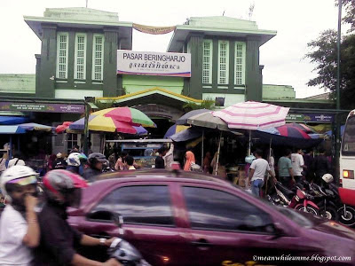 Pasar Beringharjo Malioboro