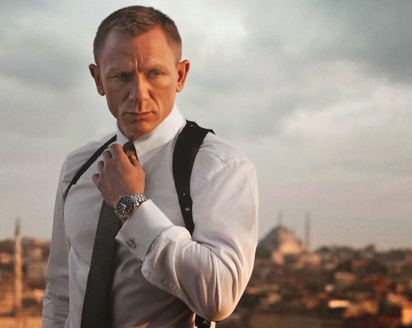 Daniel Craig 007 Desktop Wallpaper