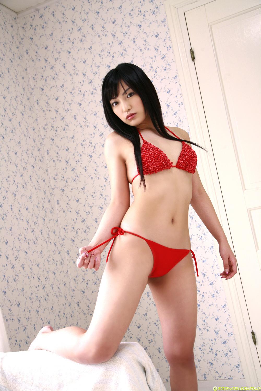 ... Bikini Fashion Photo Shoot On The White Sofa ~ JAV Photo- Sexy Girl