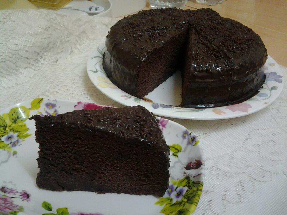 http://daleenpersona.blogspot.com/: SYURGA KEK COKLAT LEMBAP KUKUS