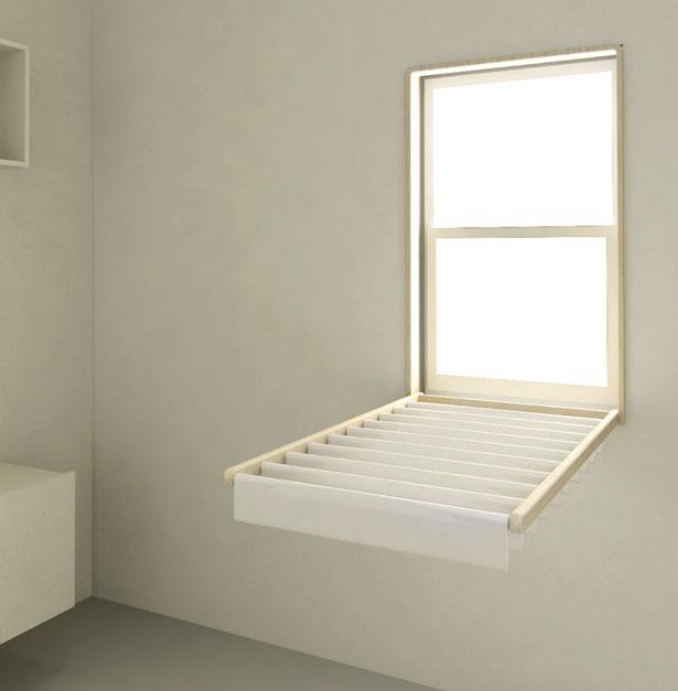 ventana tendero de ropa diseo para espacios reducidos