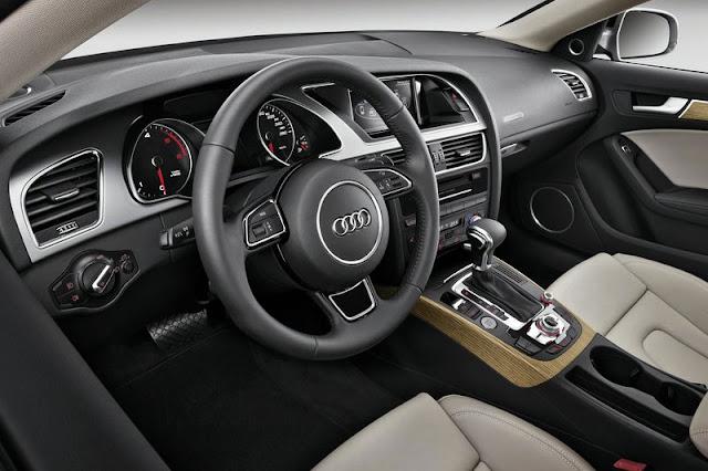 2012 Audi A5 Sportback Front Interior
