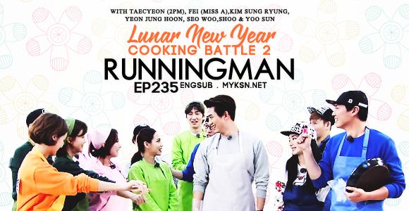 Running Man 235