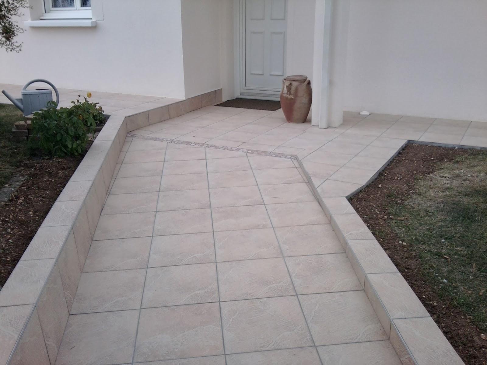 Pose carrelage et parquet 79 travaux de terrasses ext rieures for Travaux carrelage