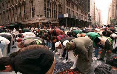 Islam Makin Menyebar Luar di Amerika, 40 Ribu Lebih Warga AS Peluk Agama Islam Pertahunnya