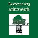 Paul Finalist for 2015 Anthony Award