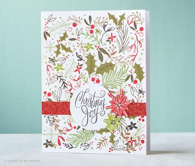 karen pedersen easy peasy inexpensive christmas cards