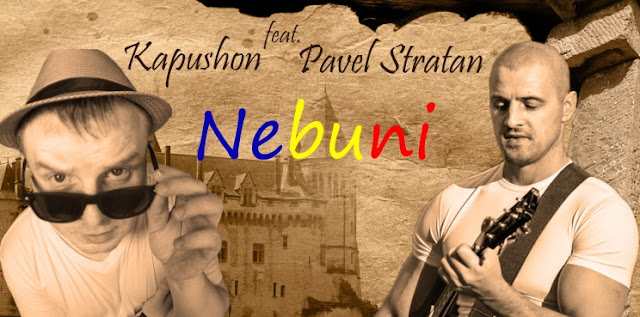 2015 melodie noua Kapushon feat Pavel Stratan Nebuni muzica noua youtube 2015 10 septembrie piesa noua Kapushon si Pavel Stratan Nebuni iutub 10.09.2015 noul single oficial noul cantec Kapushon cu Pavel Stratan Nebuni ultima melodie new single fresh song 2015 melodii noi Marin Cretu Kapushon featuring Pavel Stratan Nebuni noul hit ultimul single youtube official single new song cat music romania 2015 muzica noua Kapushon feat Pavel Stratan Nebuni