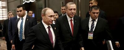 """buongiornolink - Putin """"Turchia ha abbattuto il nostro jet per coprire i suoi traffici con l'Isis"""""""