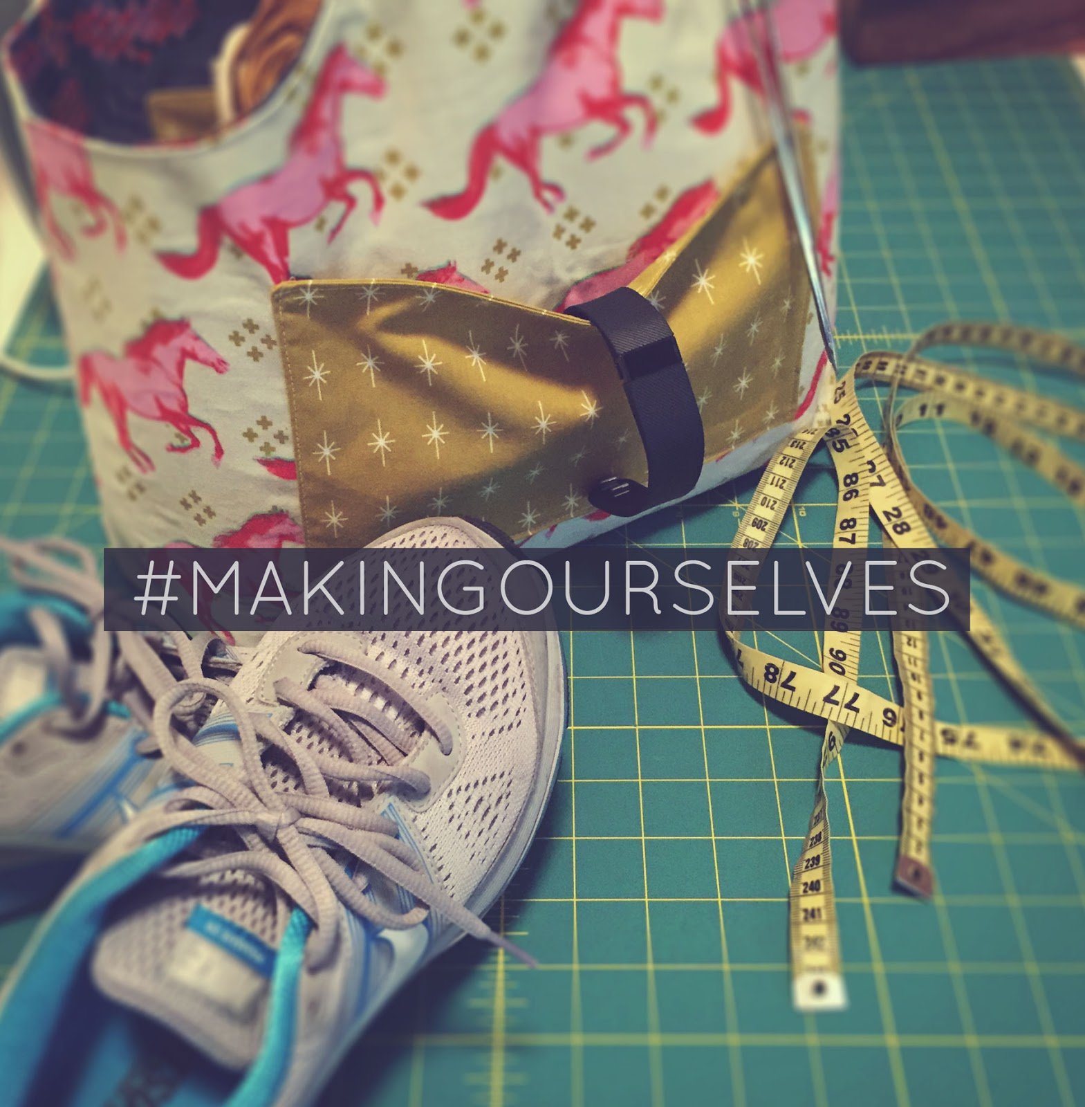 Creativity || Making Me & Making Ourselves on VeryShannon.com #makingourselves
