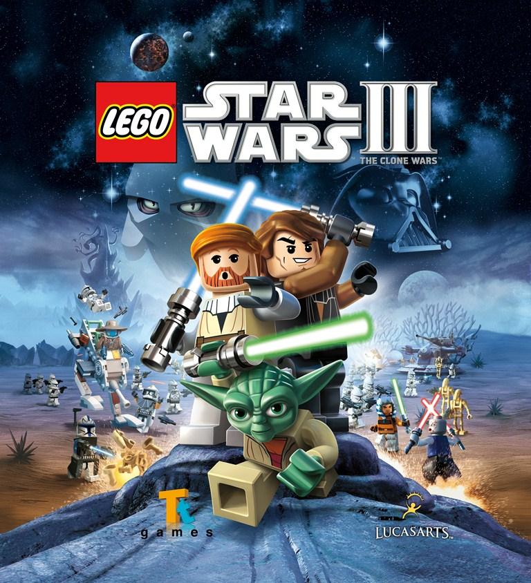 clone wars games lego