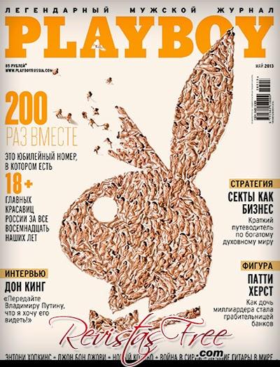 Girls, Girls, Girls - Playboy Russia - Maio 2013