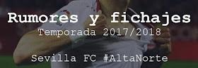 Rumores Sevilla FC: