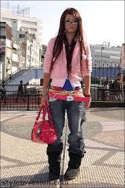 DeaTwilightZone - look dramático moda japonesa