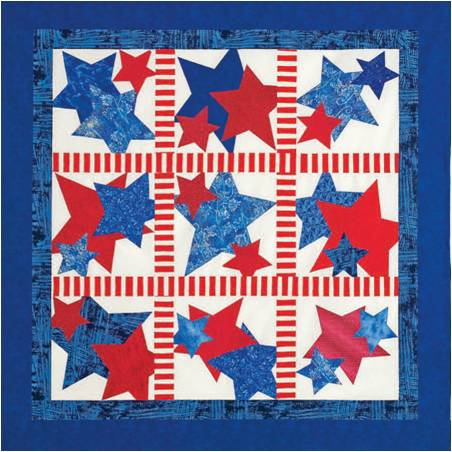 Patriotic Quilt Patterns For Free : PATRIOT QUILT PATTERN My Quilt Pattern