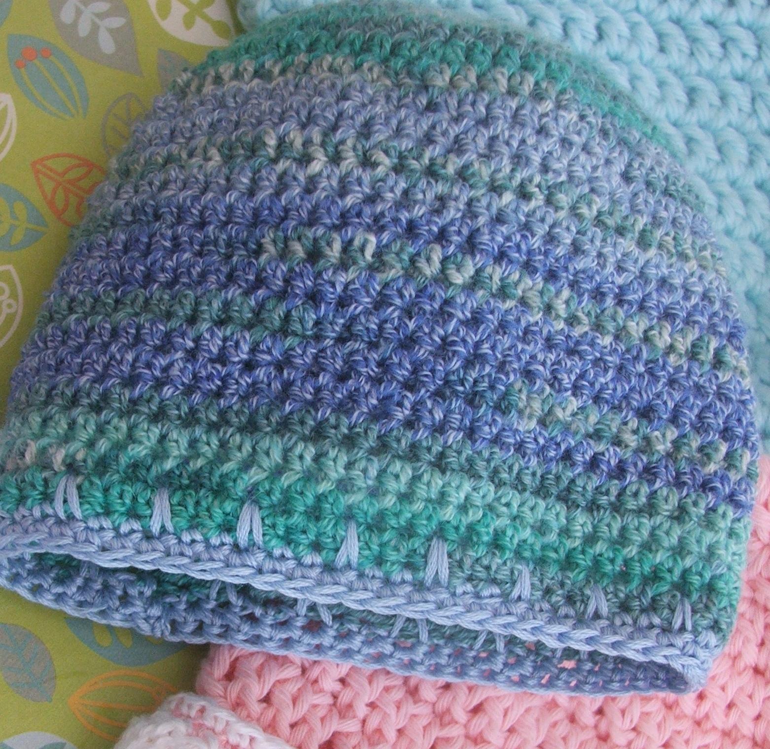 Crochet Patterns Using Sock Yarn : Susans Hippie Crochet: Use your sock yarn for a Bitty Preemie Hat!