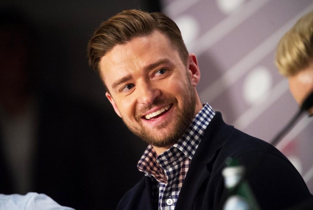 Dê Quinta: Justin Timberlake