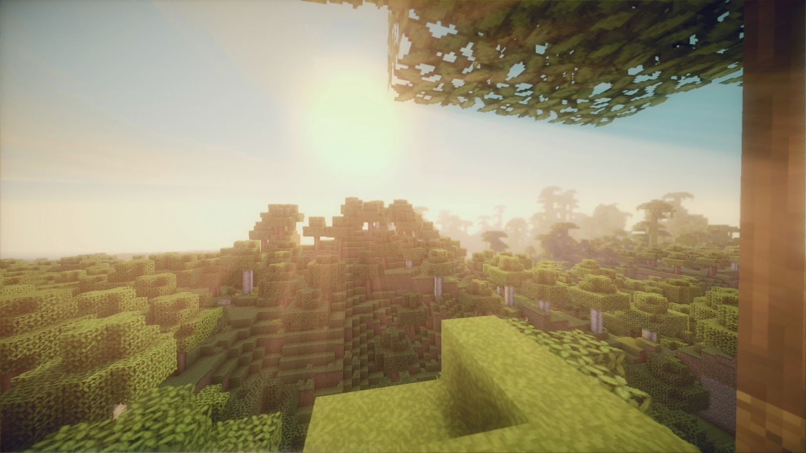 Minecraft Shaders Sunset172 Sonic Ethers Unbelievable And