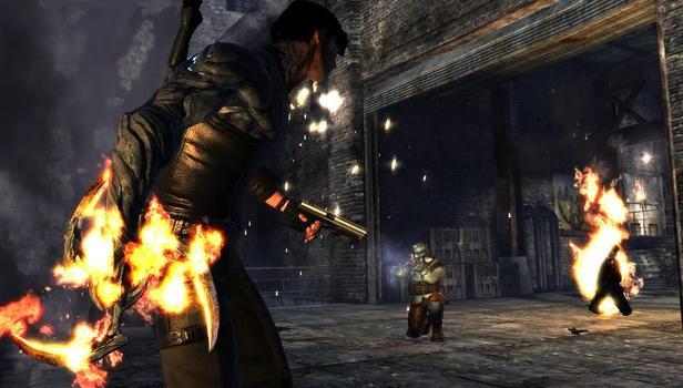 Dark Sector PC Game Full Version Free Download