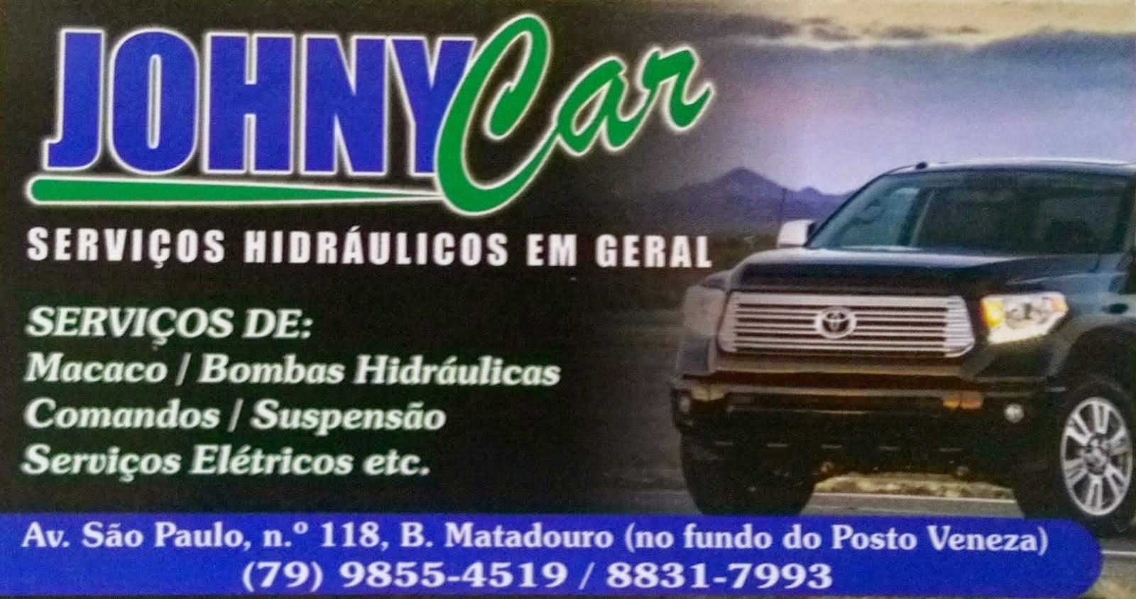 JOHNY CAR - ARACAJU