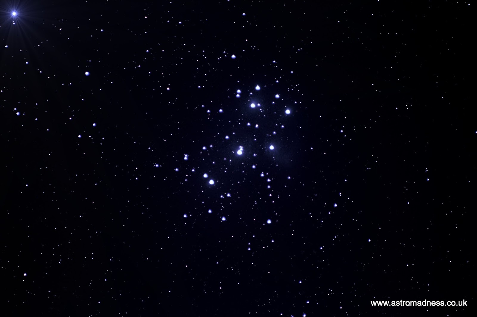 Cassiopeia Observatory - Report