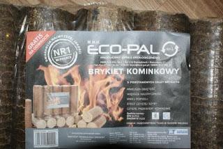 Brykiet drzewny ECO-PAL