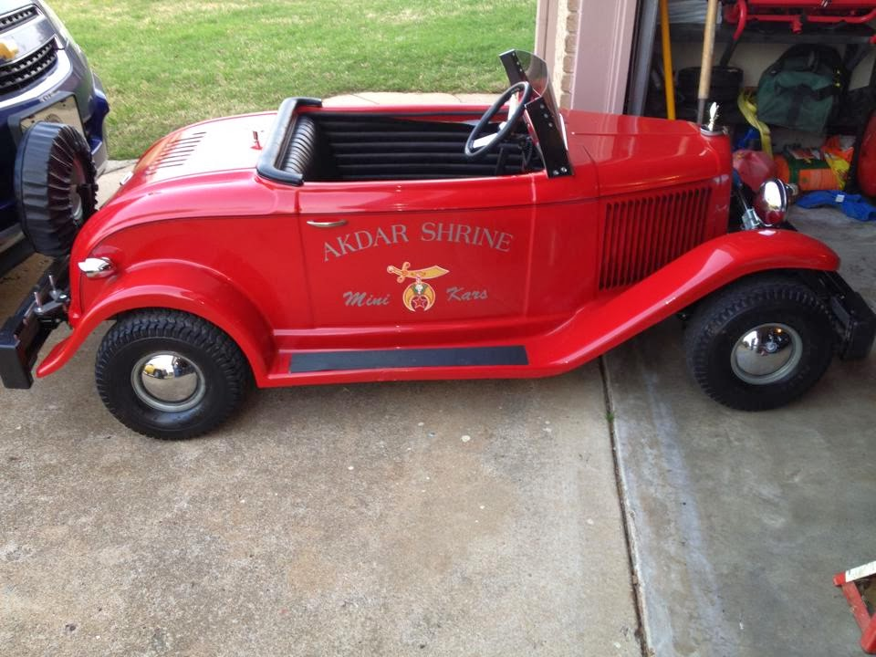 Shriners Miniature Cars For Sale