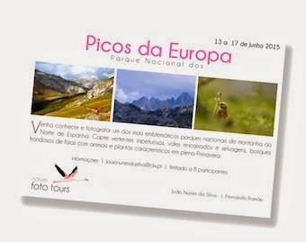 nature foto tour  | Picos da Europa | 13 a 17 de Junho