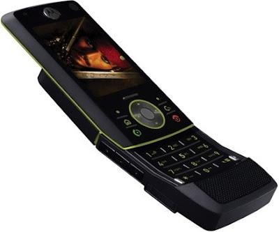 new Motorola Rokr E8