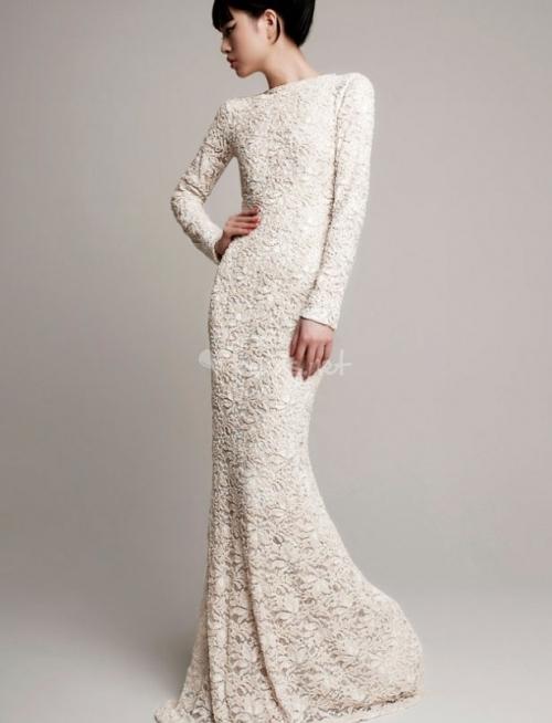 Vestidos boda invierno baratos