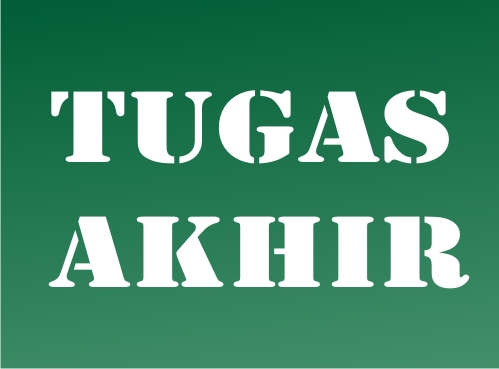 tugas akhir Tugas akhir supports oai 20 with a base url of    eprints logo tugas akhir is powered by eprints 3 which is developed by the.