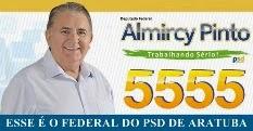O PSD DE ARATUBA VOTA