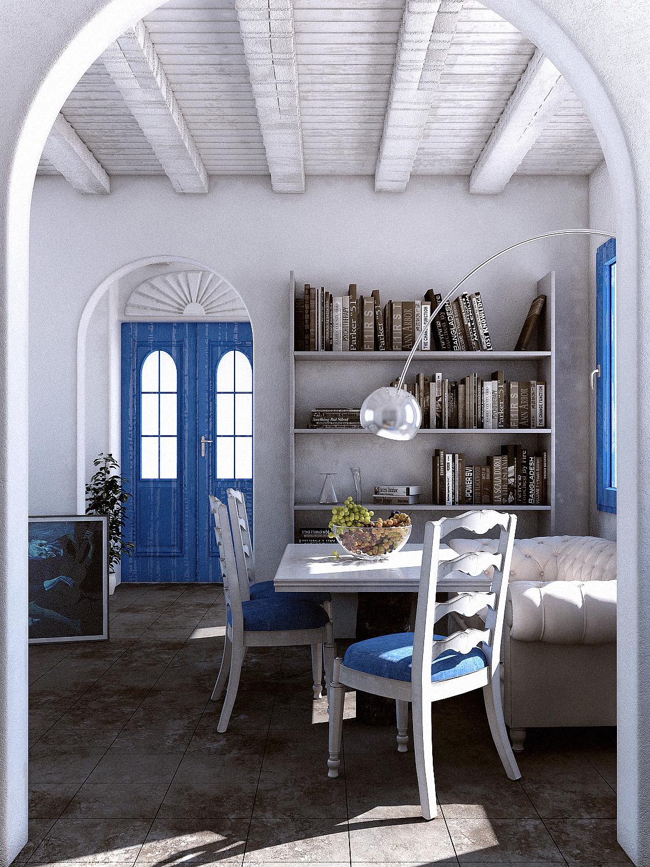Greek interior final