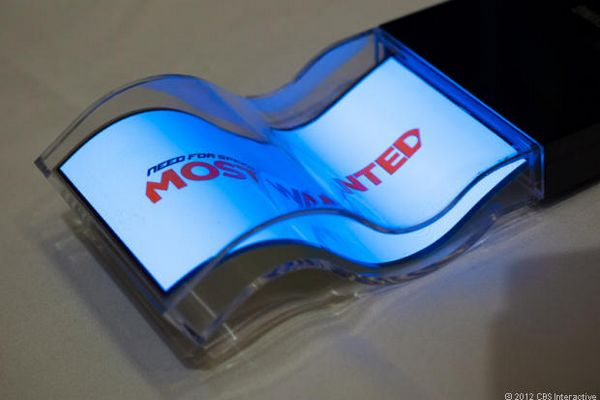 Samsung Shows Off Flexible OLED 'Youm' Display at CES 2013