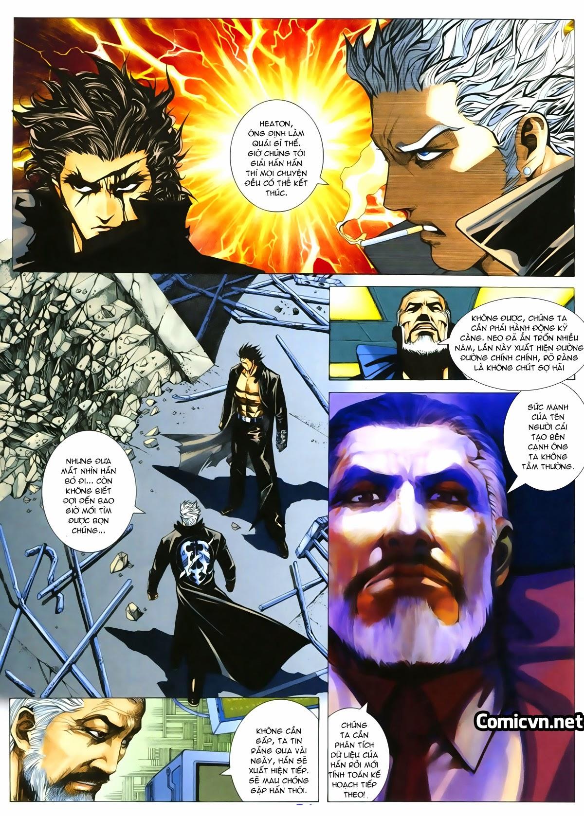 Tuyệt Địa Thiên Hành chap 8 Trang 24 - Mangak.info