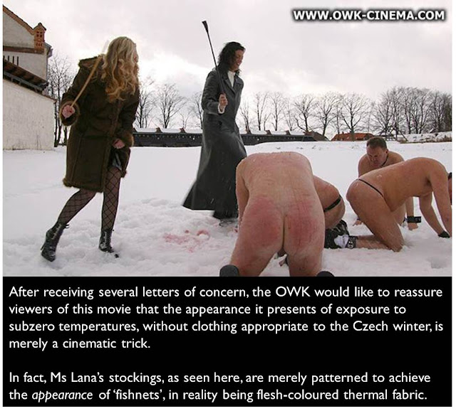 OWK ladies should be looked after properly
