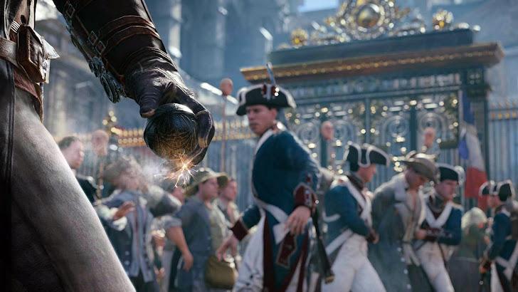 Assassins Creed Unity 1080p