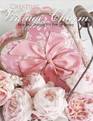 FEATURED ON THE COVER OF CREATING VINTAGE CHARM JANUARY 2013