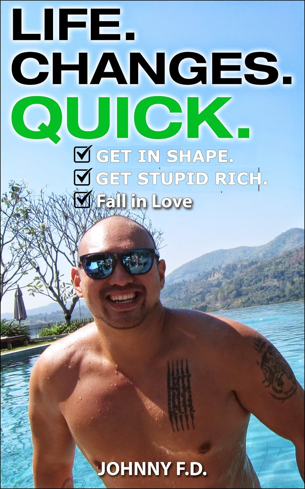NEW BOOK: Life Changes Quick