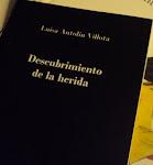 """""""Descubrimiento de la herida"""", Ediciones Vitruvio 2009"""