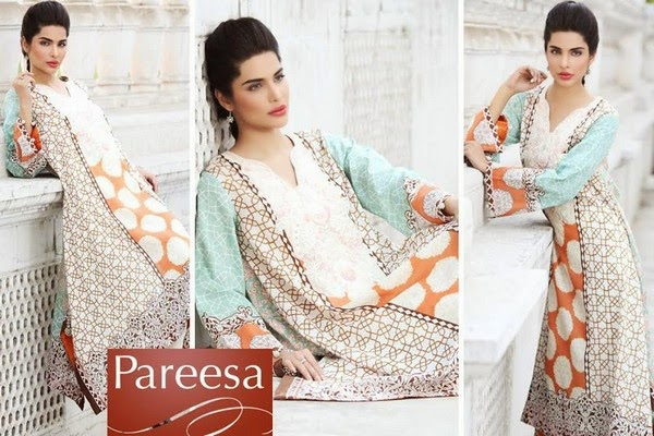 Pareesa Chen One Midsummer Eid Collection 2014